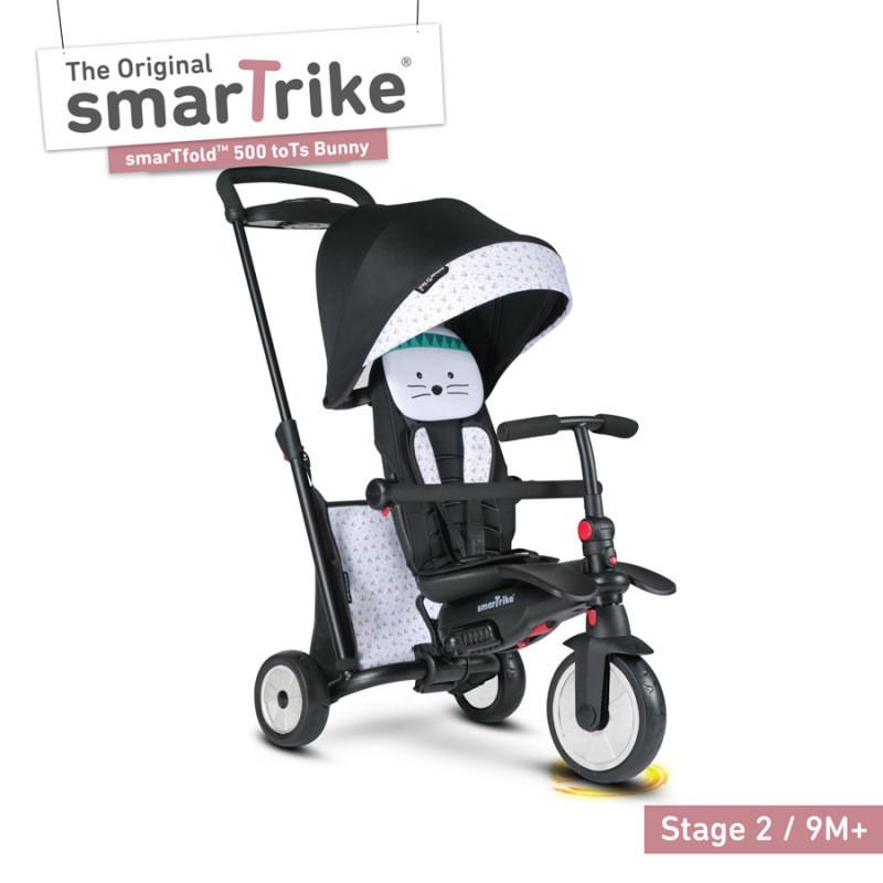 Велосипед для самых маленьких, 7 в 1 SmarTfold 500 ToTs,Smart TrikeSTFT5050103