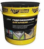 Мастика битумно-резиновая AquaMast - 18 кг