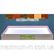 Развивающая световая песочница ОЛЬХА /700×500