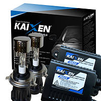 Ксенон H4 4300K 35W 3800Lm KAIXEN MAXX CANBUS