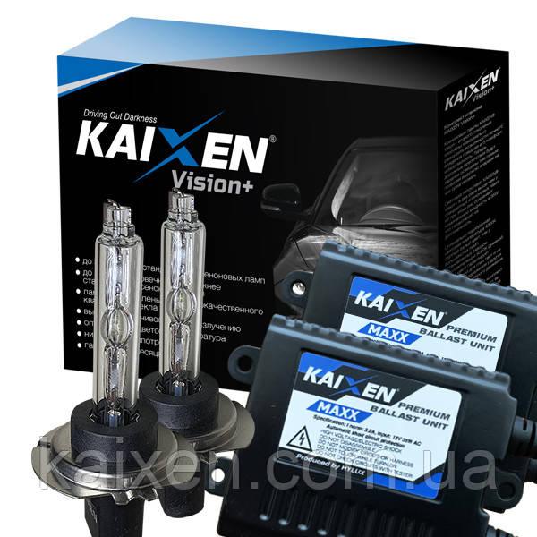Ксенон H7 4300K 35W 3800Lm KAIXEN MAXX CANBUS