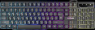 Клавиатура Defender Mayhem GK-360DL USB Black (45360)