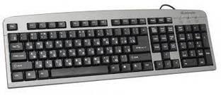 Клавиатура Defender Element HB-520, USB Gray