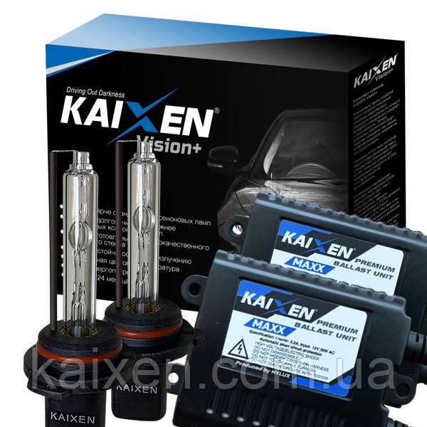 Ксенон 9005/HB3 4300K 35W 3800Lm KAIXEN MAXX CANBUS