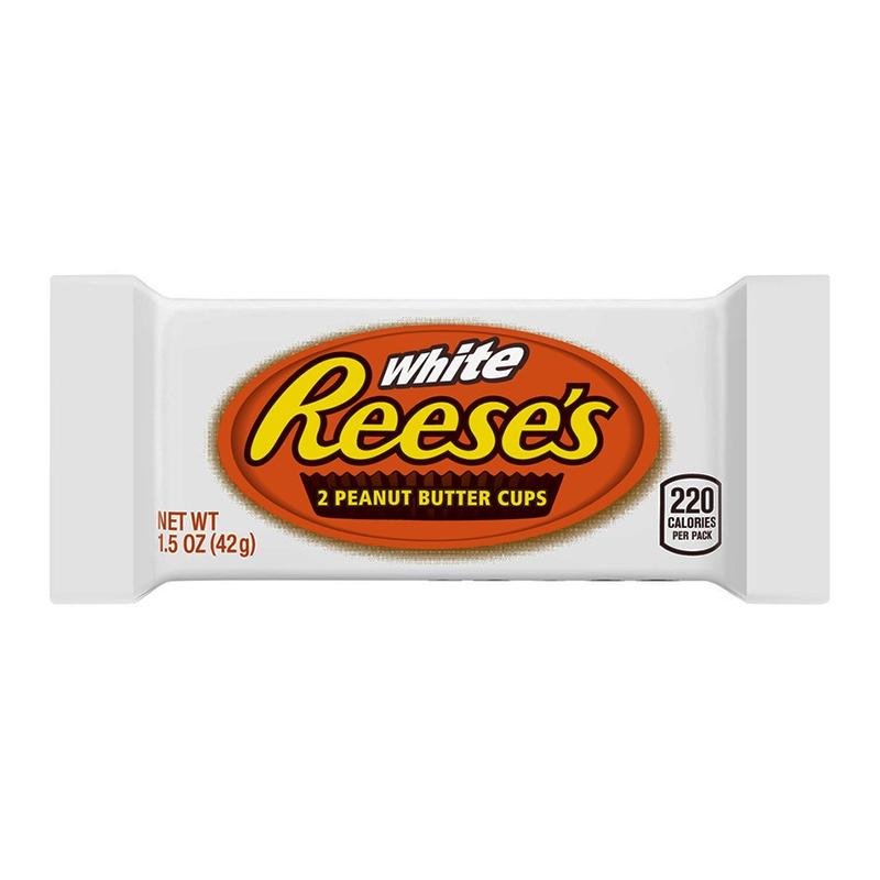 Конфеты Reese's White Peanut Butter 2 Cups