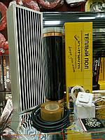 11m2 Теплый пол 11 м.кв In-Therm  (Ю.Корея) комплект с терморегулятором, фото 1