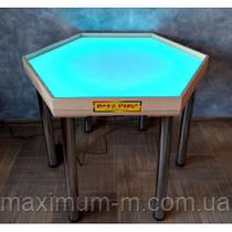 Стіл шестикутний для пісочної анімації і терапії Art&Play