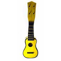 Гитара Укулеле желтая