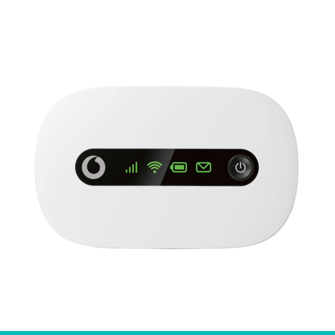 3G GSM Wi-Fi роутер Vodafone R206 (Киевстар, Vodafone, Lifecell) Б/У