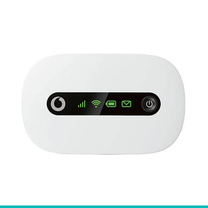 3G GSM Wi-Fi роутер Vodafone R206 (Киевстар, Vodafone, Lifecell) Б/У, фото 2