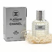 CHANEL Egoiste Platinum TESTER VIP, мужской, 60 мл
