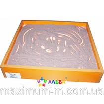 Стіл для малювання піском без ніжок з кольоровою підсвіткою