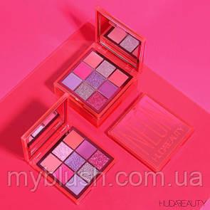 Тени Huda Beauty Neon Pink Obsessions