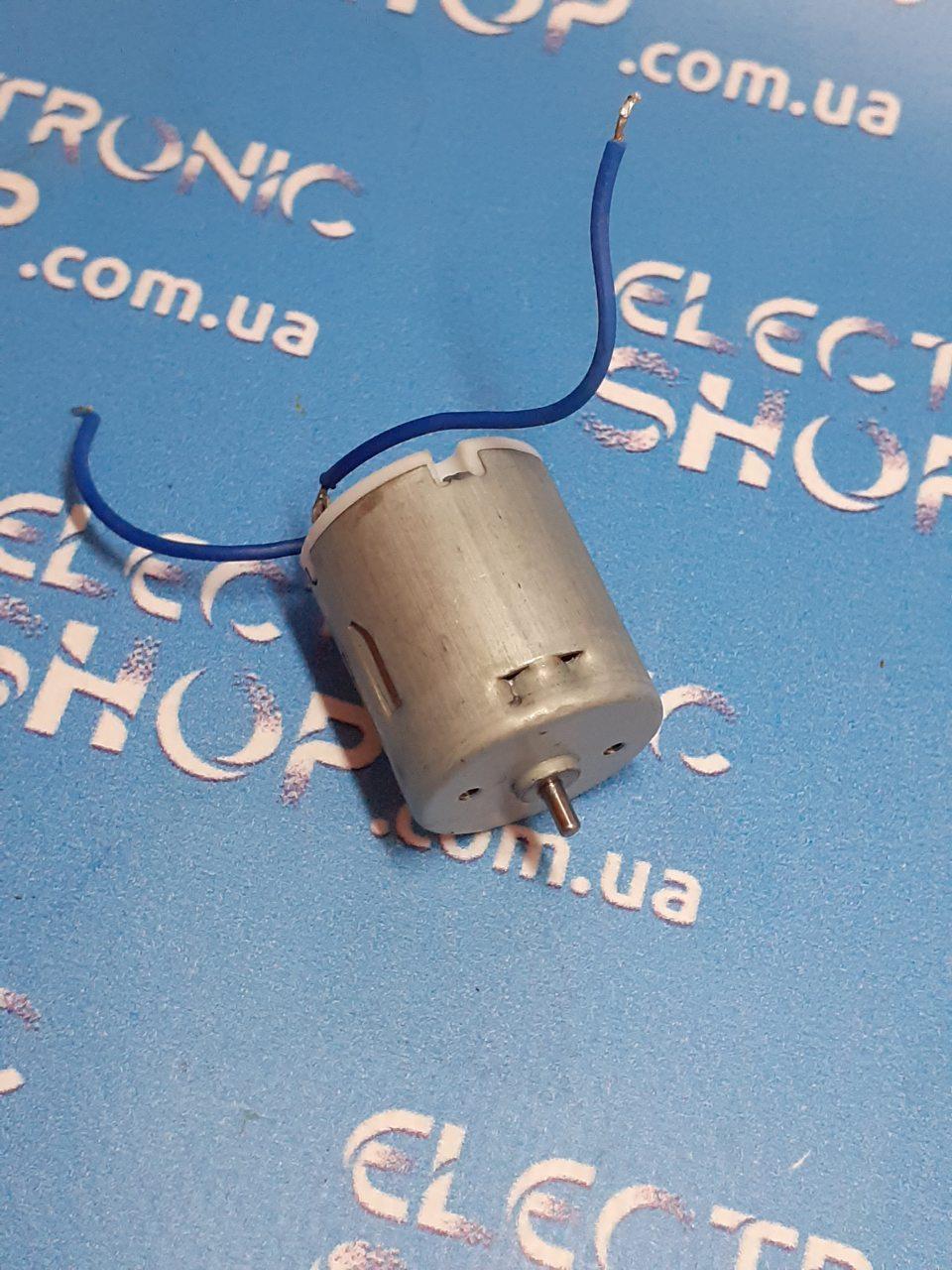 Двигатель универсальный к электробритве и зубной счетки оригинал  б.у