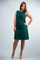 Платье женское безрукавка с карманами  от бренда Adele Leroy.