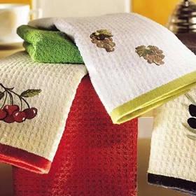 Кухонний та домашній текстиль