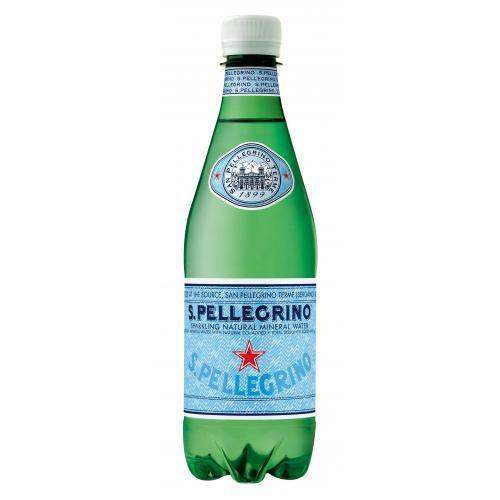 Вода S.Pellegrino (САН ПЕЛЛЕГРИНО), 0,5 литра