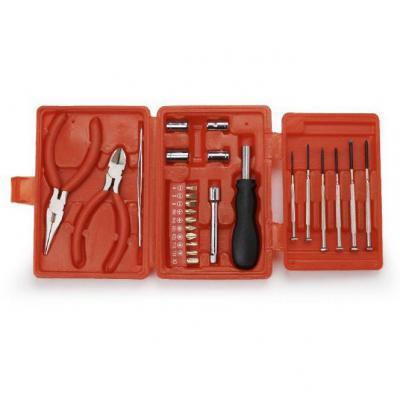 Набор инструментов Cablexpert 25 предметов (TK-BASIC-04)
