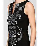 Плаття вишите. Чорне плаття. Стильне плаття. Красиве плаття., фото 3