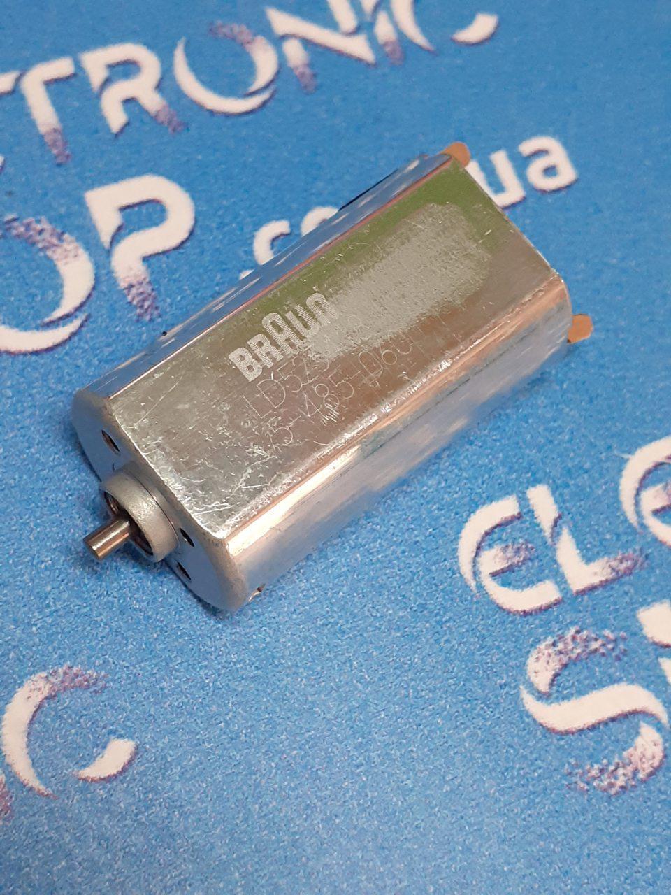 Двигатель микромотор к электробритве Braun 5730 LD523413 оригинал  б.у