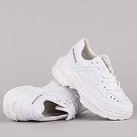 Женские кроссовки белые Lonza 146751 36 23 см, фото 1