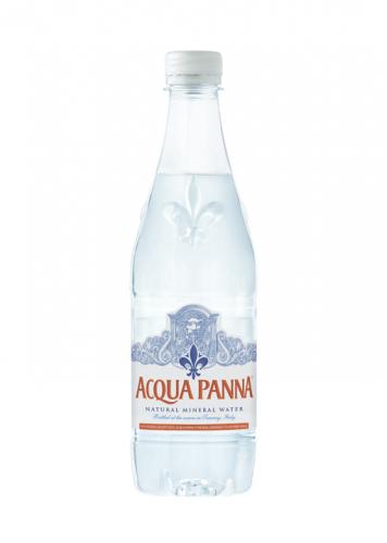 Вода Acqua Panna (Аква Панна), 0,5 литра
