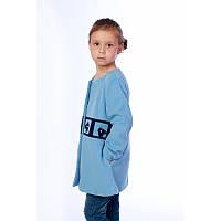 Детское пальто Chanel (0019 Blue)
