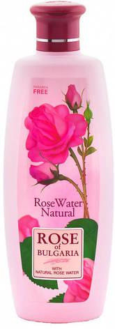 Розовая вода Rose of Bulgaria от BioFresh 330 мл, фото 2