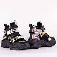 Женские  ботинки Lonza 147031 36 23 см, фото 1