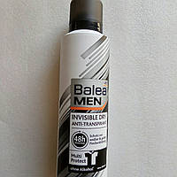 Дезодорант для тела Все возможно Balea men Deospray Invisible 200 мл