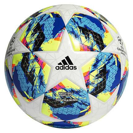 Мяч Adidas Finale 19 Top Training DY2551 (Оригинал), фото 2