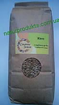 Рожь для проращивания органическая, 1 кг (выращено без агрохимии и т.п.)