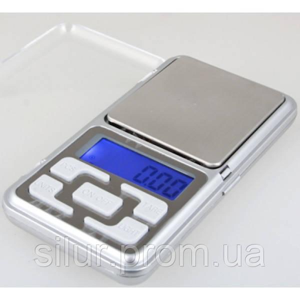 Весы карманные 500г (точность 0,01г)