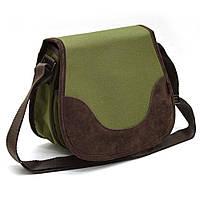 Ягдташ сумка для охоты хаки 5164