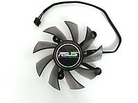 Вентилятор №24 кулер для видеокарты ASUS GTX460 550TI 650 560 6770 6850 7770 7850 GTS 450 FD8015U12D R128015SU