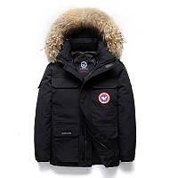 Мужская зимняя куртка АЛЯСКА ПУХОВИК. Очень тёплая! 3 цвета! Размеры 44-50, фото 1