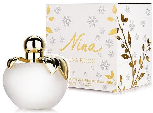 Женская Туалетная вода Nina Snow Princess Nina Ricci (белое яблоко) 80 мл