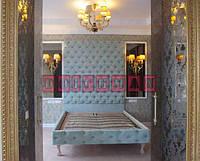 Эксклюзивные дизайнерские двуспальные кровати по эскизу заказчика, фото 1