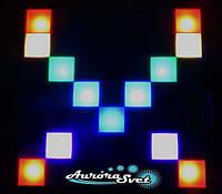 Светодиодная пиксельная панель настенная W-142-7*7-6, фото 1