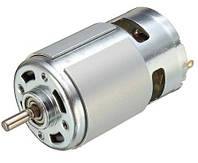 Мотор двигатель 775 DC 12-36В 3500-9000об/мин для станка
