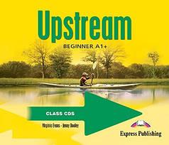 Upstream Beginner A1+ Class Audio CDs