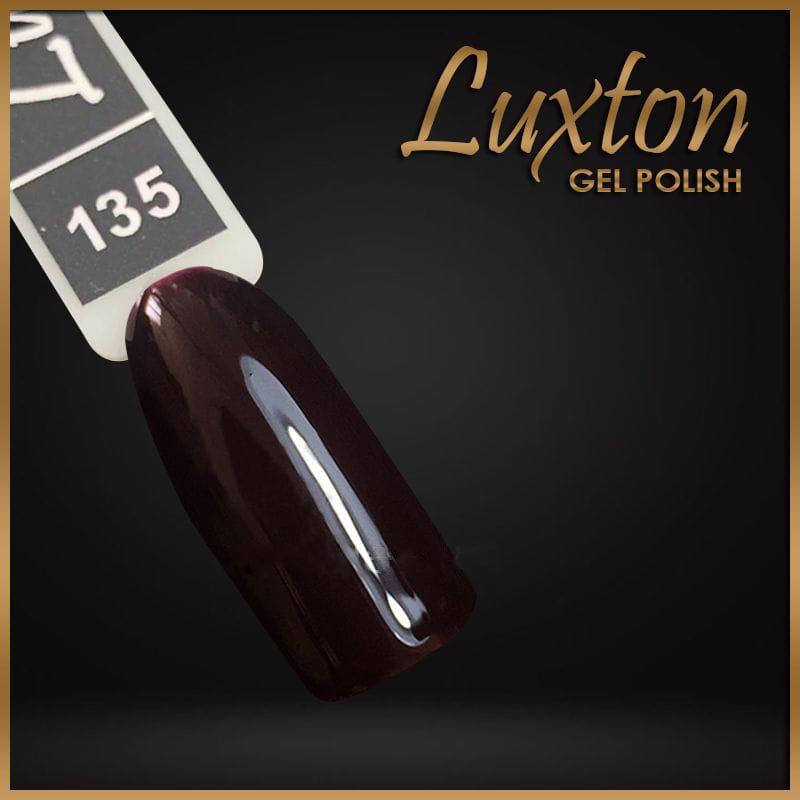 Гель-лак Luxton 135, 10 ml