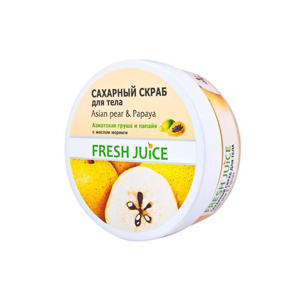 Крем-масло для тіла Asian Pear&Papaya 225мл  FJ