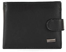 Чоловічий міцний гаманець SHANS art. 538-20 чорний