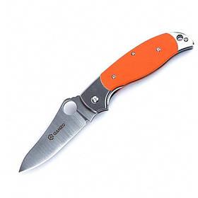 Нож ганзо туристический складной Ganzo (G7371-OR) оранжевый