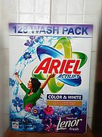 Стиральный порошок Ariel 10kg. 128 стирок Универсал Lenor fresh