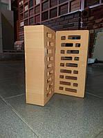 Кирпич керамический (персик) СБК