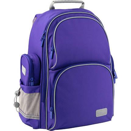 Синий подростковый рюкзак для школы Kite Education Smart38*28*15, фото 2