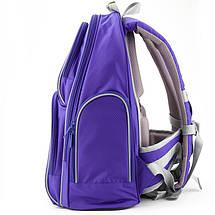 Синий подростковый рюкзак для школы Kite Education Smart38*28*15, фото 3
