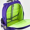 Синий подростковый рюкзак для школы Kite Education Smart38*28*15, фото 6